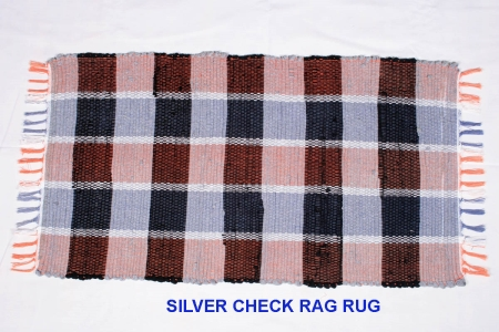 Best quality designer rag rugs supplied in wholesale from manufacturing units in erode in India.