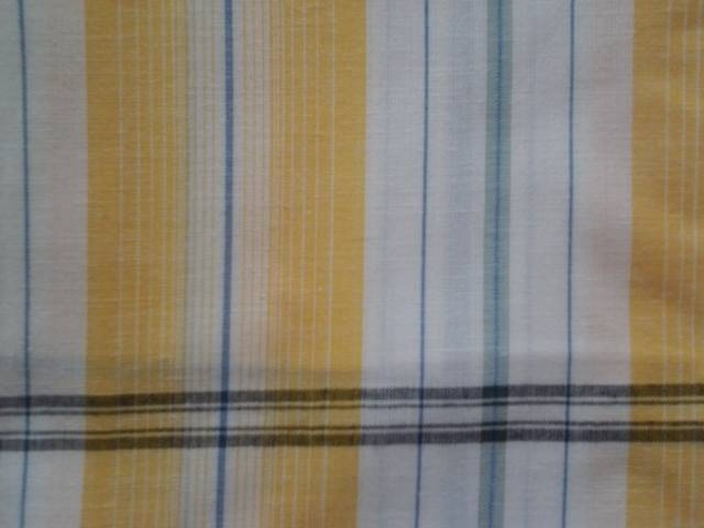 Suppliers of 2/60x40 yarn dyed fabric manufactured supplied from our factories in erode in coimbatore in india.