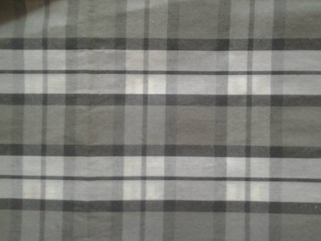 Manufacturers suppliers of 2/60x40 yarn dyed checks woven fabric made in wholesale in our factories in erode in salem in tamil nadu in india.