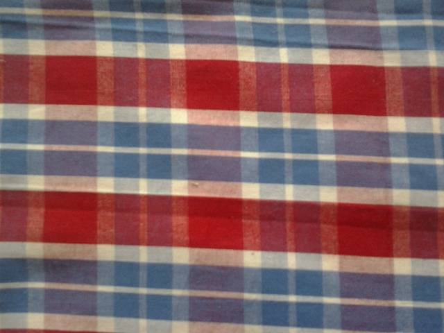 Manufacturers suppliers of 2/60x40 yarn dyed fabric in our factories in erode in india.