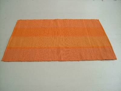 Cotton placemats manufactured supplied in wholesale using best quality cotton yarn from our factories in India.
