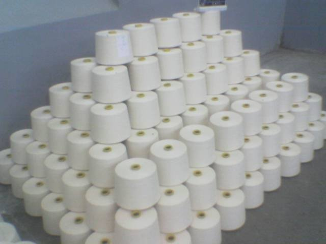 Best yarn agents for different types 36's poly cotton yarn manufactured supplied from our mills located in tamilnadu in India.