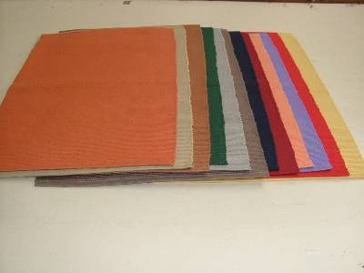 Indian wholesale placemats manufacturers suppliers with factories in karur and in bhavani in India.