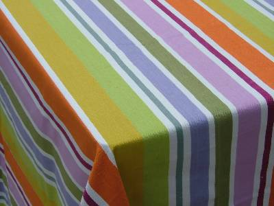 Wholesale table linens manufactured with best prices based in our factory in bhavani near erode in India.