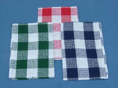 Organic cotton towel sets manufacturers in wholesale in yarn dyed cotton fabric made in our factories in madurai in india.
