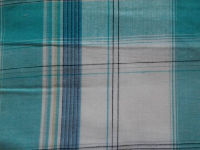 Wholesalers of 2/40/2/40 yarn dyed fabric manufactured from our factories in erode in india.