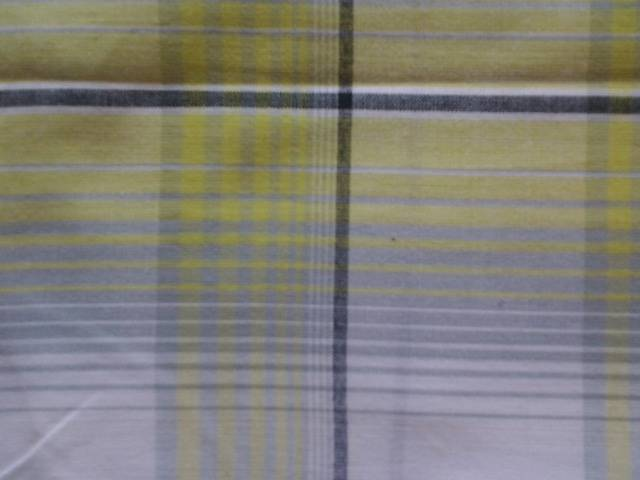 Manufactuerers 2/40x40 yarn dyed fabric supplied from our factories in erode in salem in india.