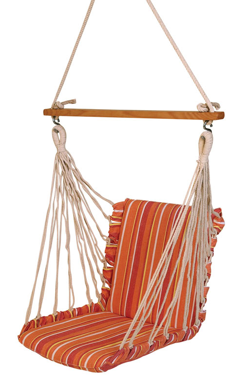 Wholesale wooden porch swing suppliers with quilted cushion made from our chennai unit in India.