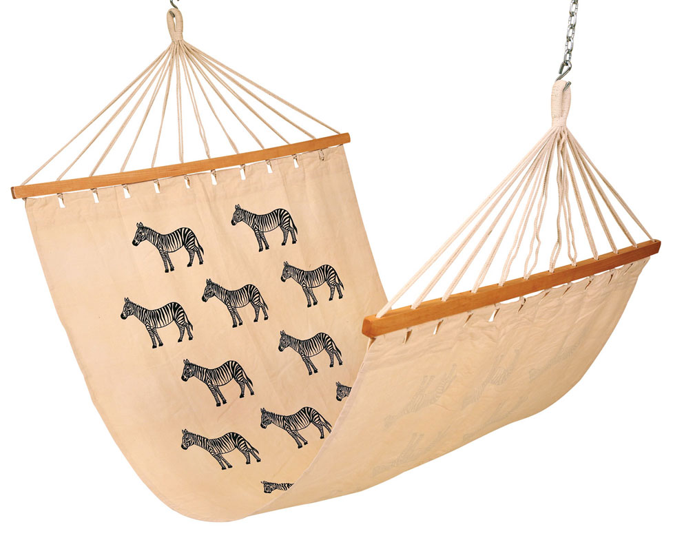 Cotton and polyester fabric hammocks supplied in best price including stands and chairs from chennia in India.