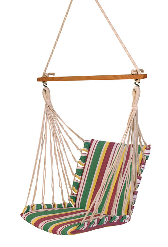 Manufacturer suppliers of best quality wholesale cushion swings made in our factory in chennai in India.